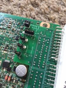 96-97 US VR4 all Jumper Setup
